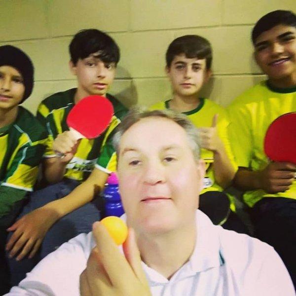 3° lugar nos  Jogos escolares de Florianópolis.