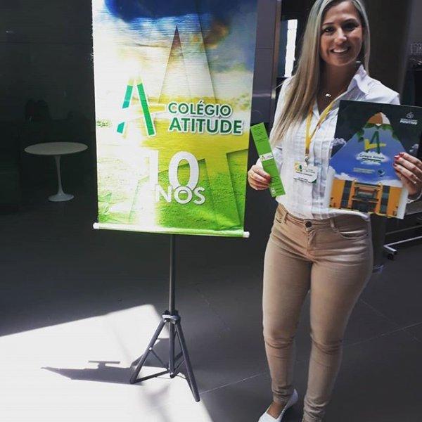 O Colégio Atitude em parceria com empresa SOFPLAN.